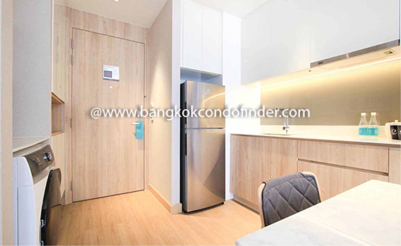 Bangkok Condo Finder Agency's Oakwood Residence Sukhumvit 24 Serviced Apartment for Rent 3
