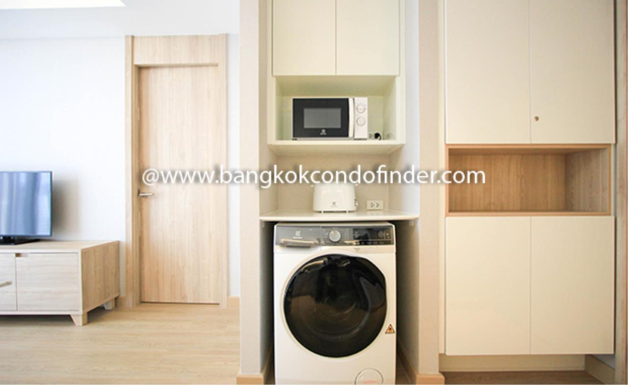 Bangkok Condo Finder Agency's Oakwood Residence Sukhumvit 24 Serviced Apartment for Rent 4
