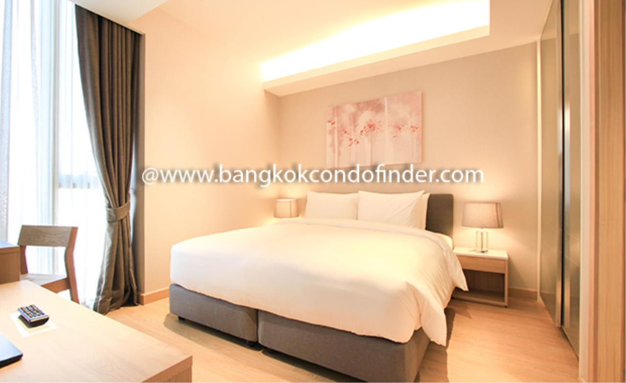 Bangkok Condo Finder Agency's Oakwood Residence Sukhumvit 24 Serviced Apartment for Rent 5