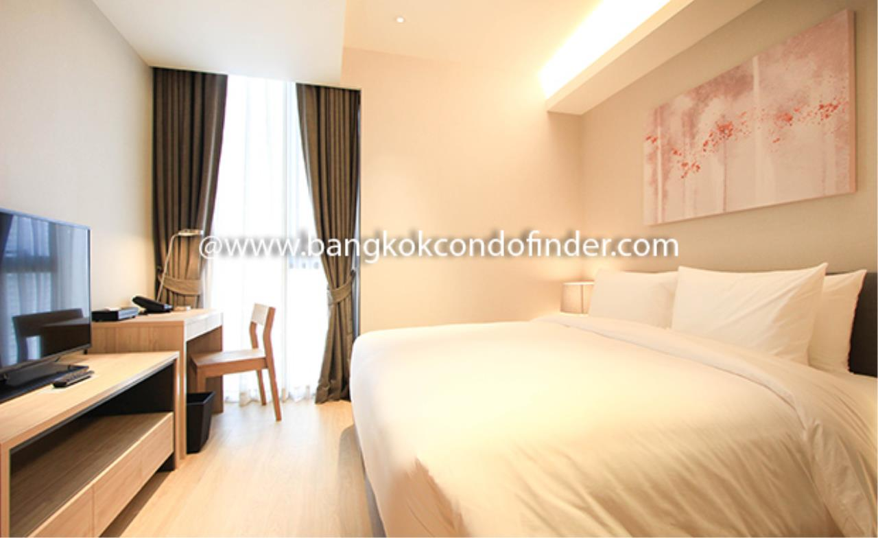 Bangkok Condo Finder Agency's Oakwood Residence Sukhumvit 24 Serviced Apartment for Rent 6