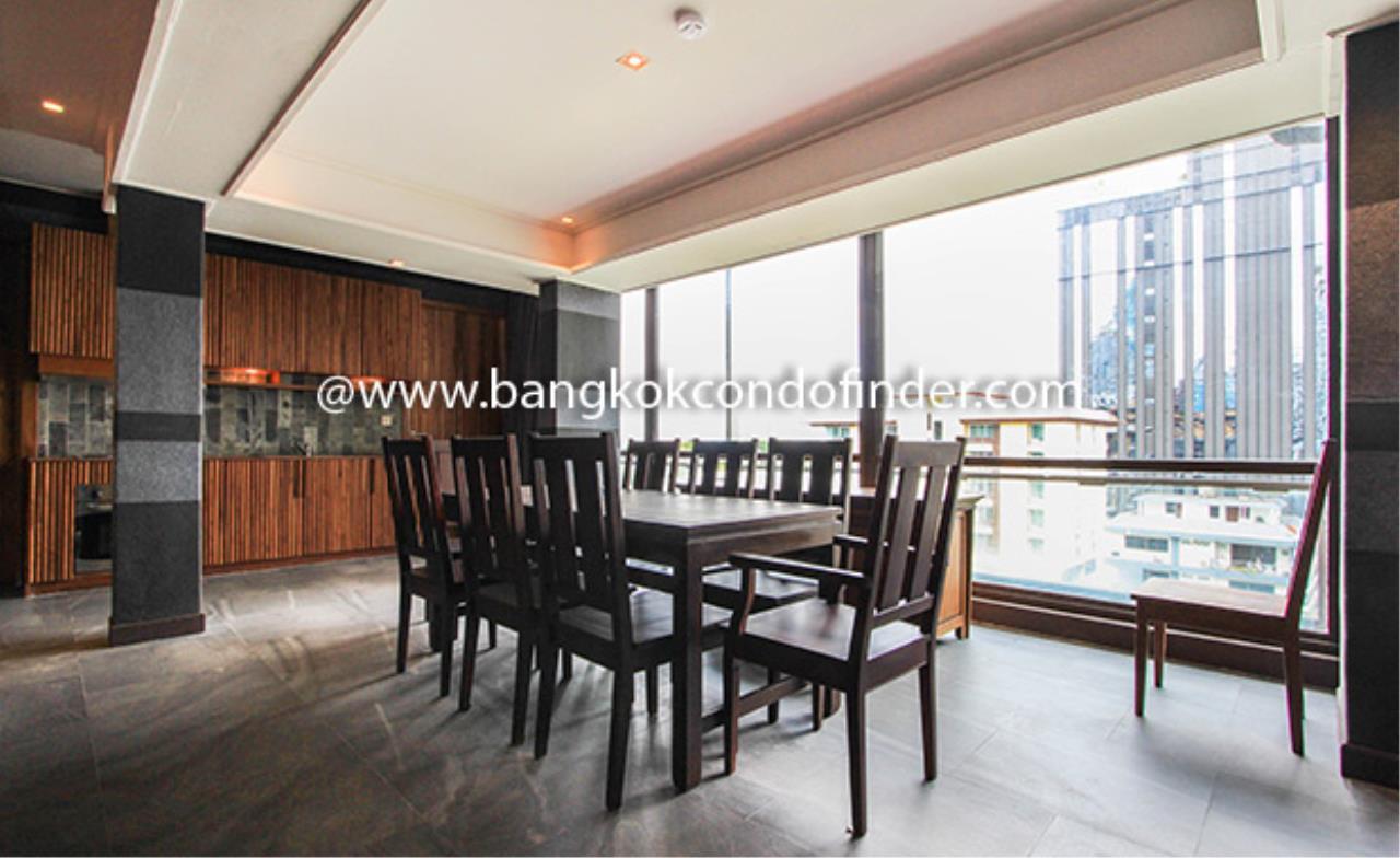 Bangkok Condo Finder Agency's Luxx Langsuan Condominium for Rent 3