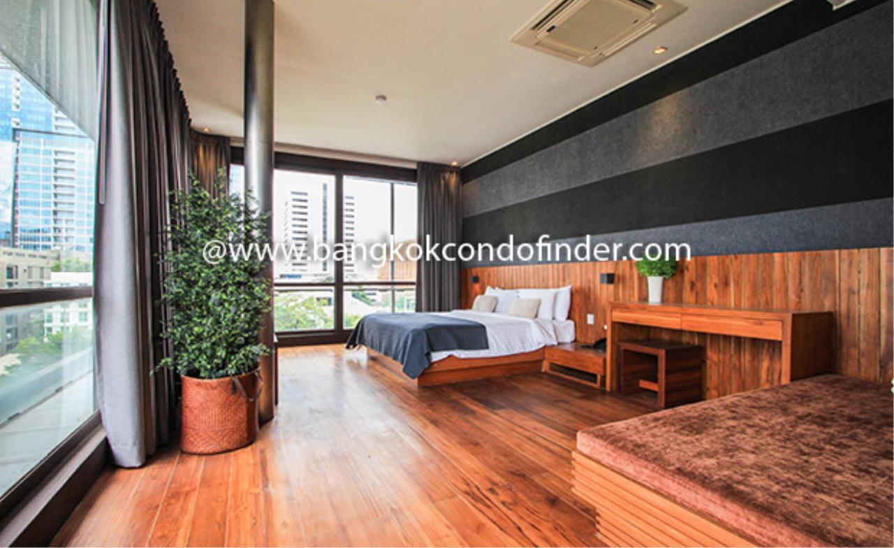 Bangkok Condo Finder Agency's Luxx Langsuan Condominium for Rent 8