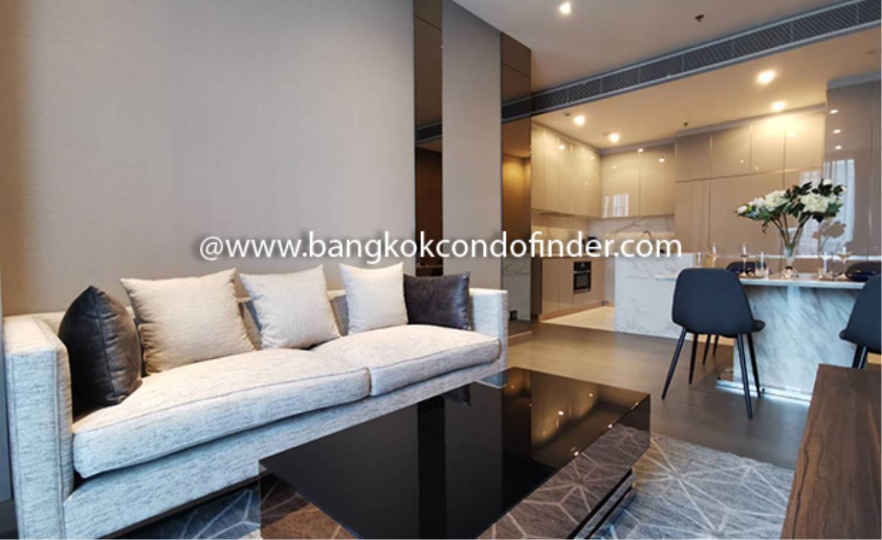 Bangkok Condo Finder Agency's The Esse at Singha Complex Condominium for Rent @ Asok 1