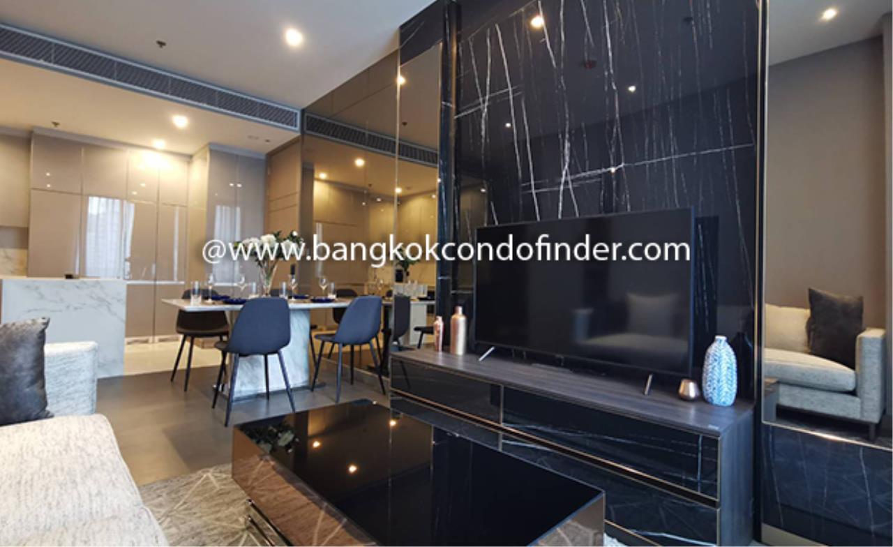 Bangkok Condo Finder Agency's The Esse at Singha Complex Condominium for Rent @ Asok 2