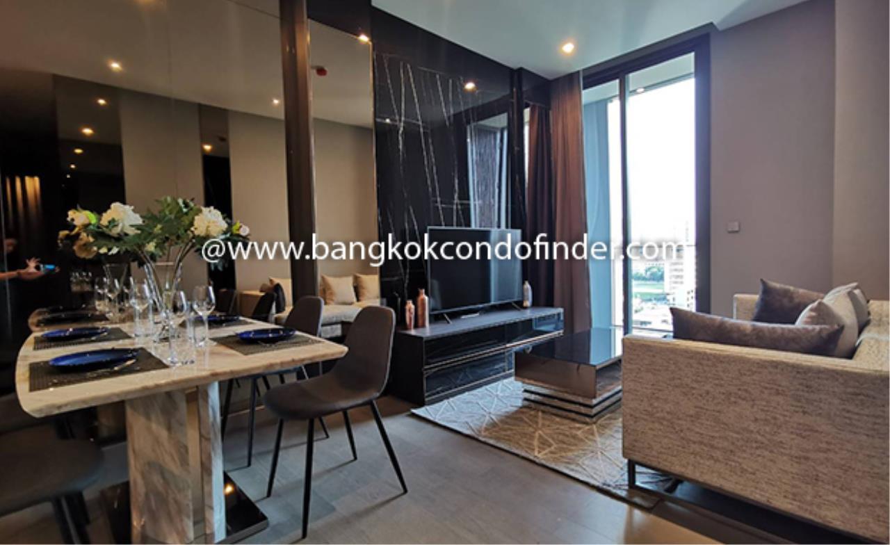 Bangkok Condo Finder Agency's The Esse at Singha Complex Condominium for Rent @ Asok 5