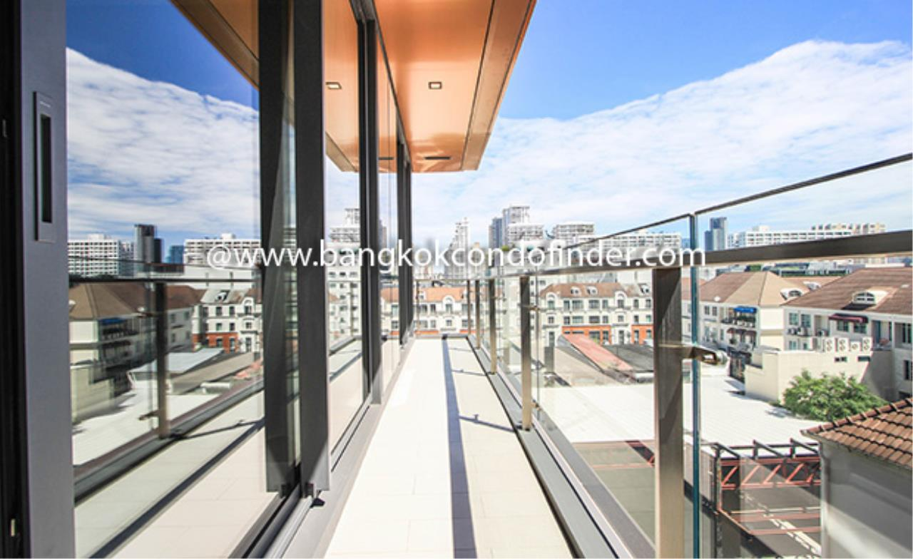 Bangkok Condo Finder Agency's Condominium for Rent in Sukhumvit 55 @ Thong Lo 15