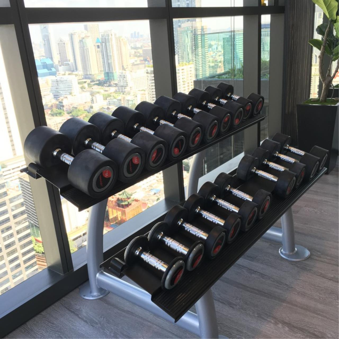 Agent - Chonticha Agency's Condo for sales ASHTON SILOM Corner Room 75.5 sqm 2 bed Chao Phaya River View 8