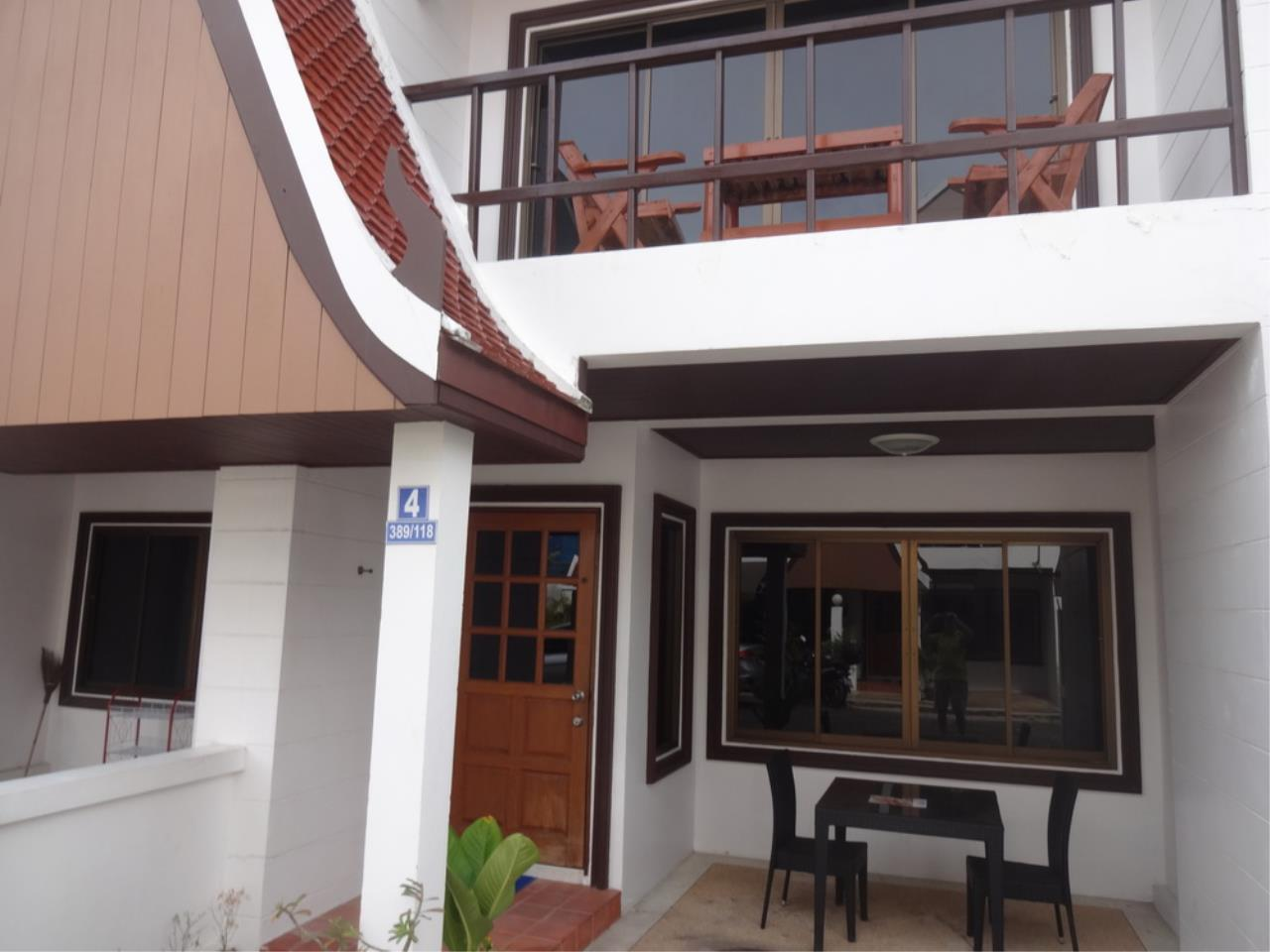 The 12 Real Estate Agency's Townhouse For Sale In Pratumnak  5