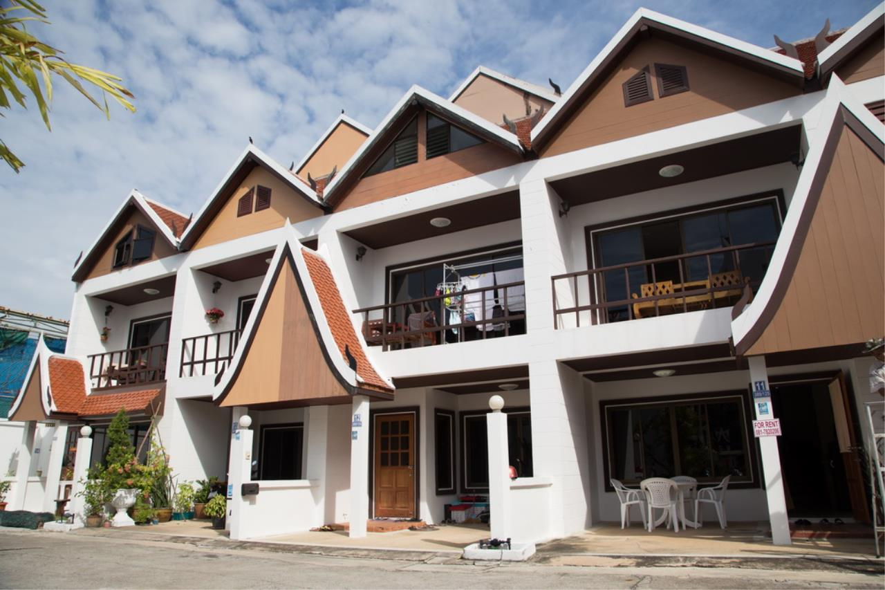 The 12 Real Estate Agency's Townhouse For Sale In Pratumnak  4