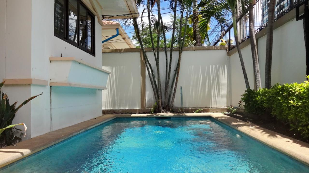 The 12 Real Estate Agency's Pool Villa Fore Sale In Jomtiem  13