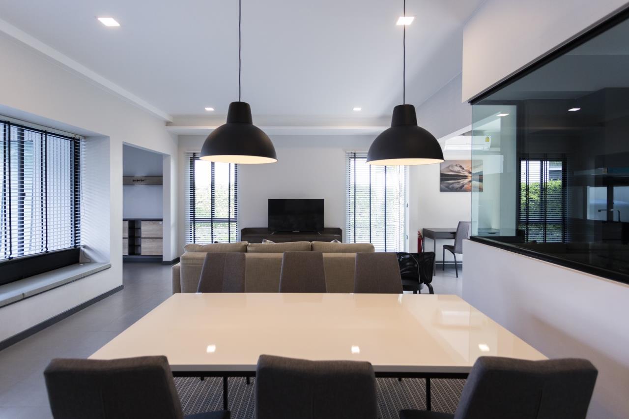 Hawk Eyes Property Bangkok Co.,Ltd. Agency's A single house, 3 bedrooms 3 bathroom + maid room 9