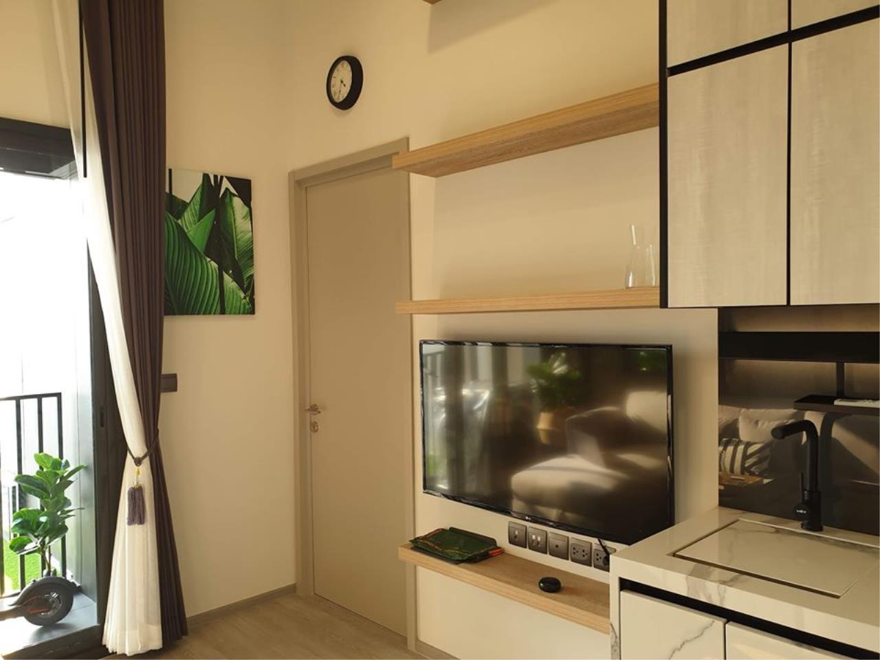 Hawk Eyes Property Bangkok Co.,Ltd. Agency's Brand new 1 bedroom for rent at The Line Sukhumvit 101 3