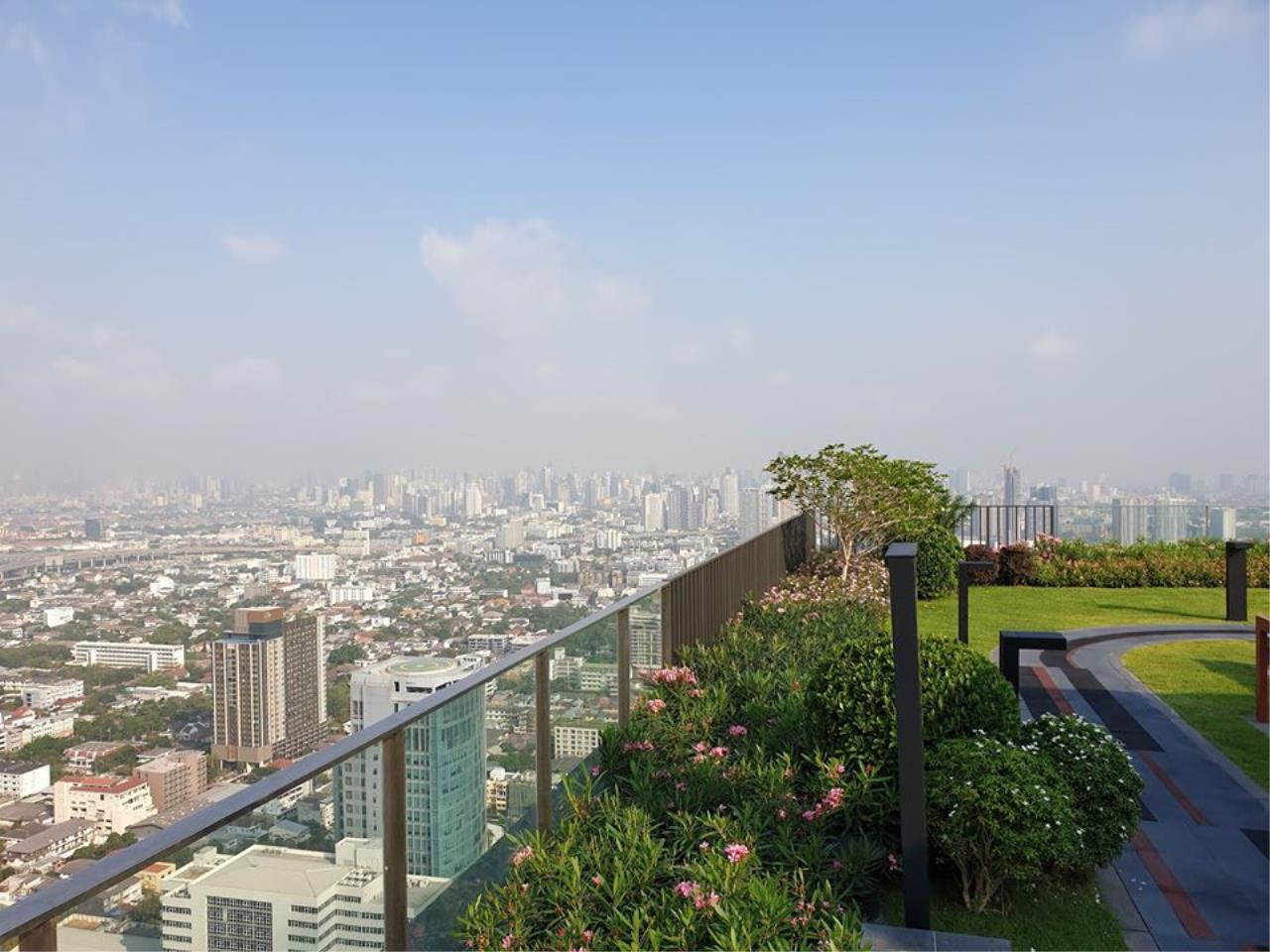 Hawk Eyes Property Bangkok Co.,Ltd. Agency's Brand new 1 bedroom for rent at The Line Sukhumvit 101 11