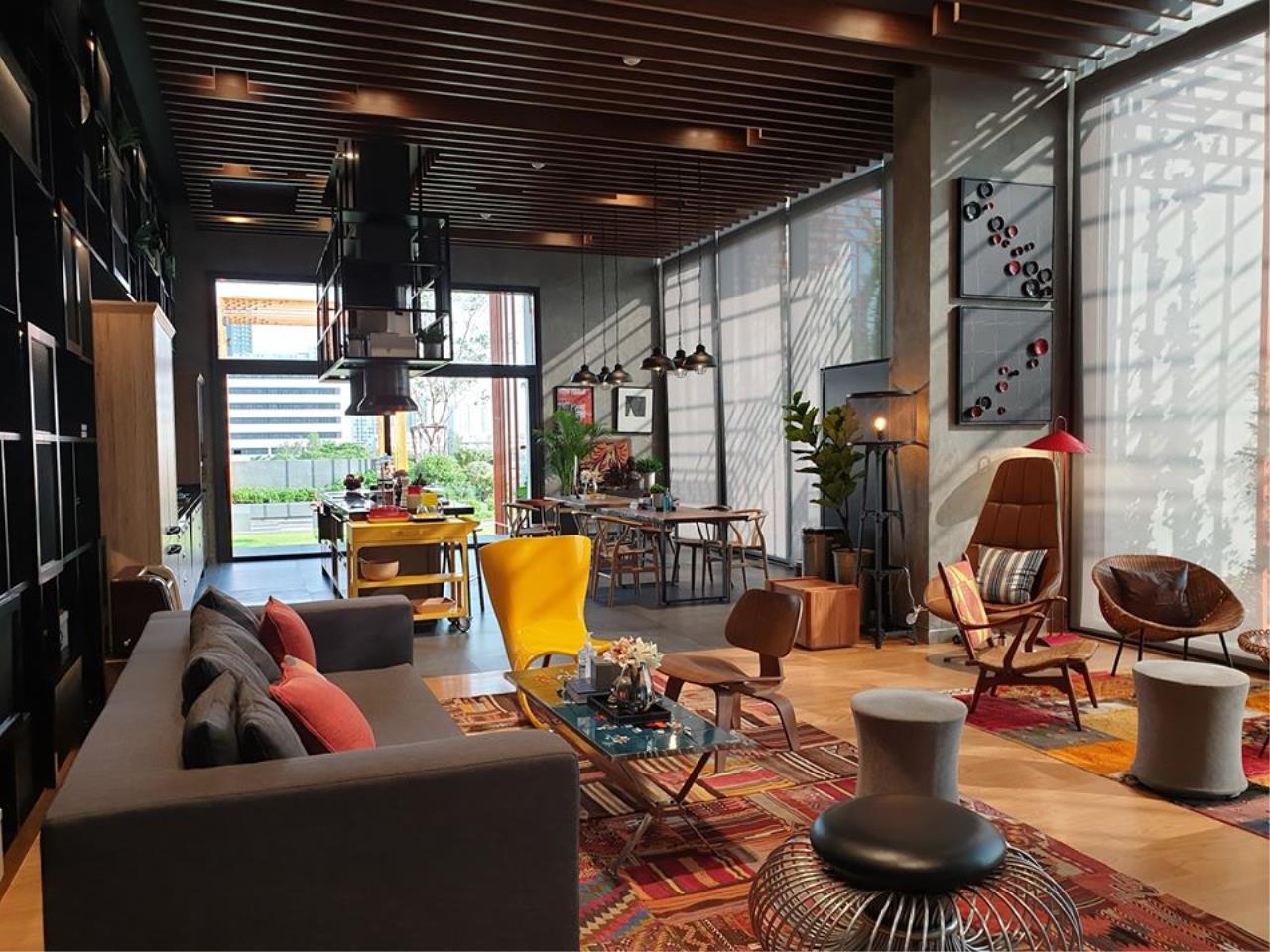 Hawk Eyes Property Bangkok Co.,Ltd. Agency's Brand new 1 bedroom for rent at The Line Sukhumvit 101 8
