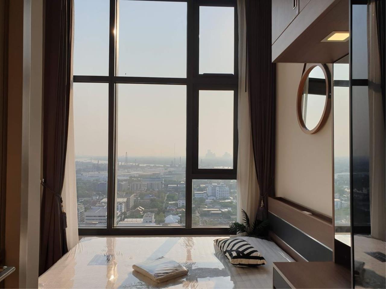 Hawk Eyes Property Bangkok Co.,Ltd. Agency's Brand new 1 bedroom for rent at The Line Sukhumvit 101 5