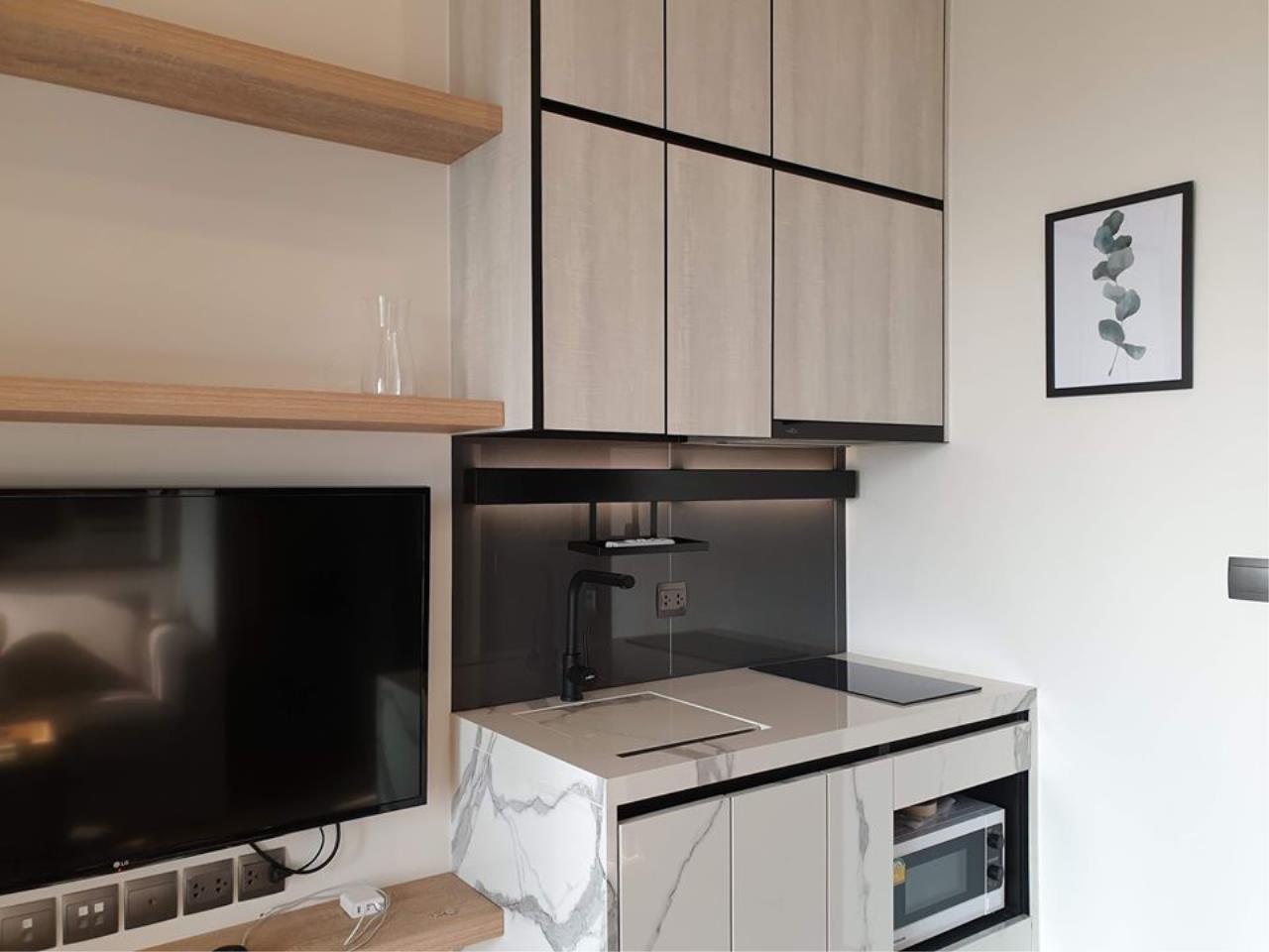 Hawk Eyes Property Bangkok Co.,Ltd. Agency's Brand new 1 bedroom for rent at The Line Sukhumvit 101 4