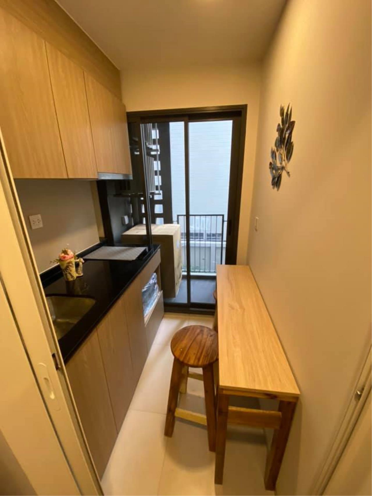 Hawk Eyes Property Bangkok Co.,Ltd. Agency's Brand new 1 bedroom 1 bathroom fully furnished for rent 3