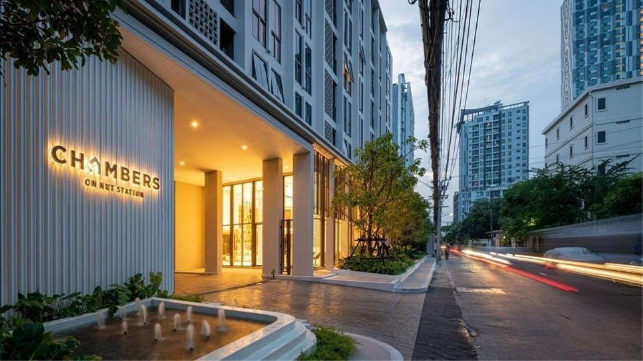 Hawk Eyes Property Bangkok Co.,Ltd. Agency's 1 bedroom brand new unit fully furnished for rent 12