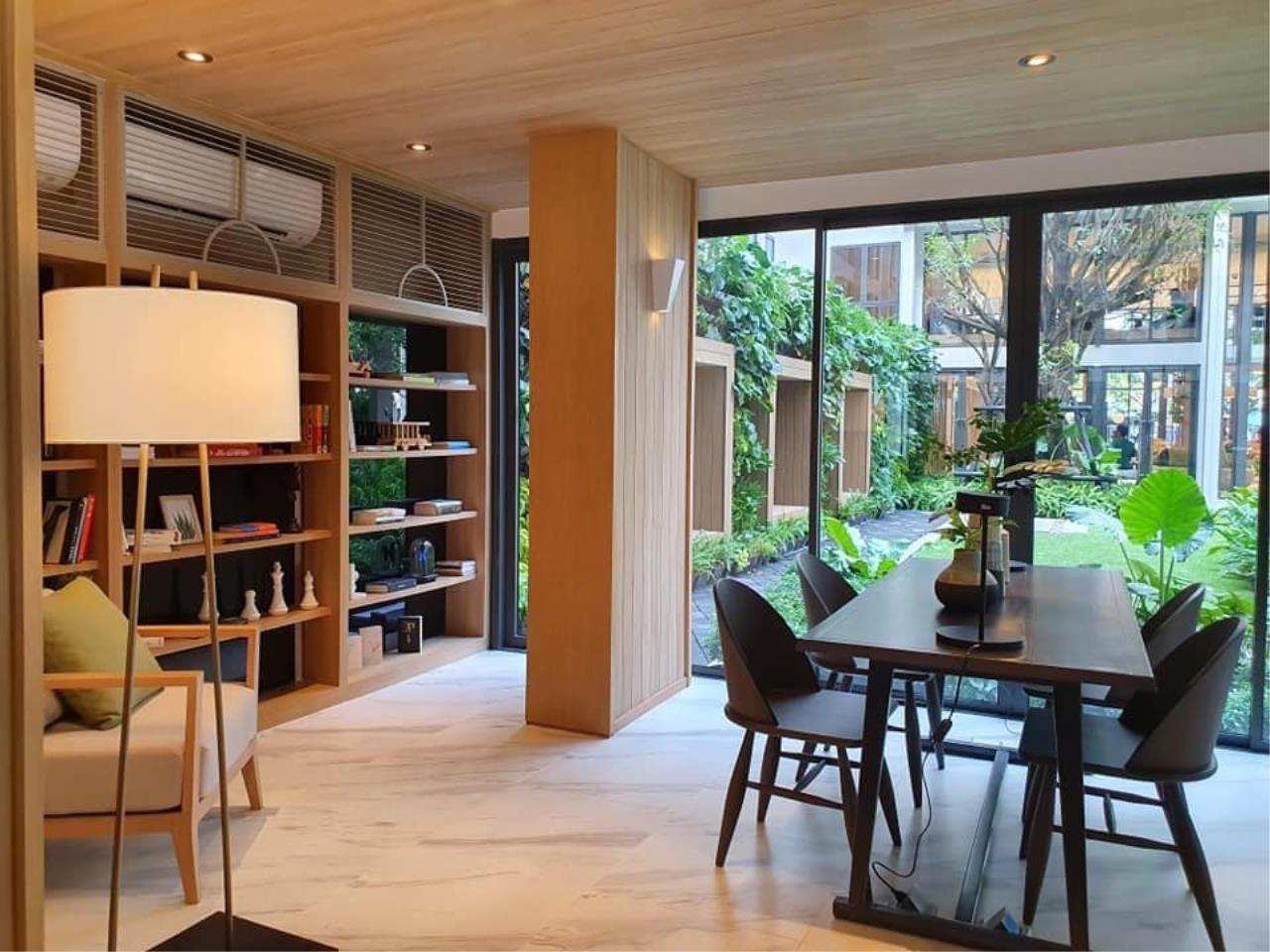 Hawk Eyes Property Bangkok Co.,Ltd. Agency's 1 bedroom brand new unit fully furnished for rent 7