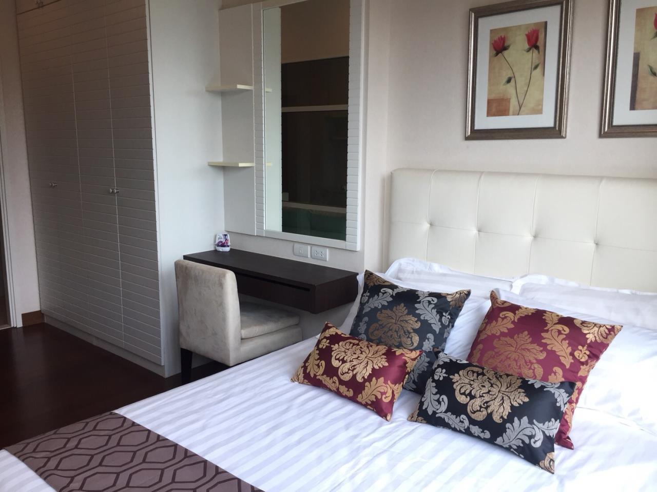 Hawk Eyes Property Bangkok Co.,Ltd. Agency's 1 bedroom 1 bathroom for rent/sale at Ivy Thonglor 3