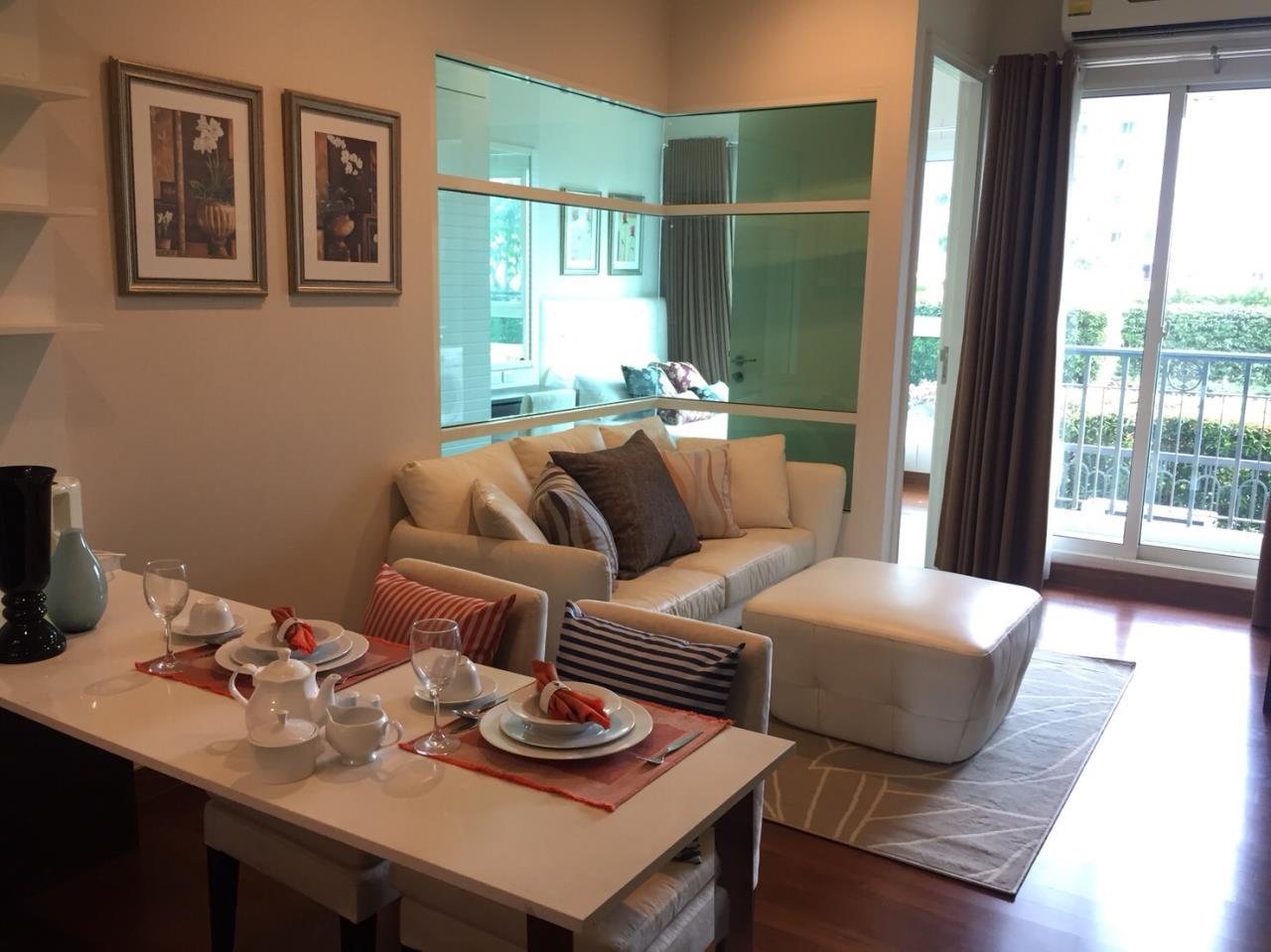 Hawk Eyes Property Bangkok Co.,Ltd. Agency's 1 bedroom 1 bathroom for rent/sale at Ivy Thonglor 1
