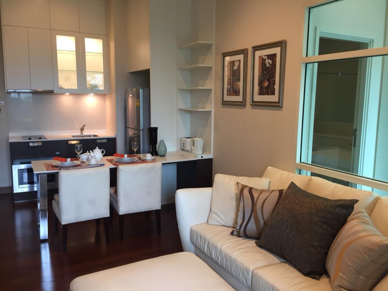 Hawk Eyes Property Bangkok Co.,Ltd. Agency's 1 bedroom 1 bathroom for rent/sale at Ivy Thonglor 4