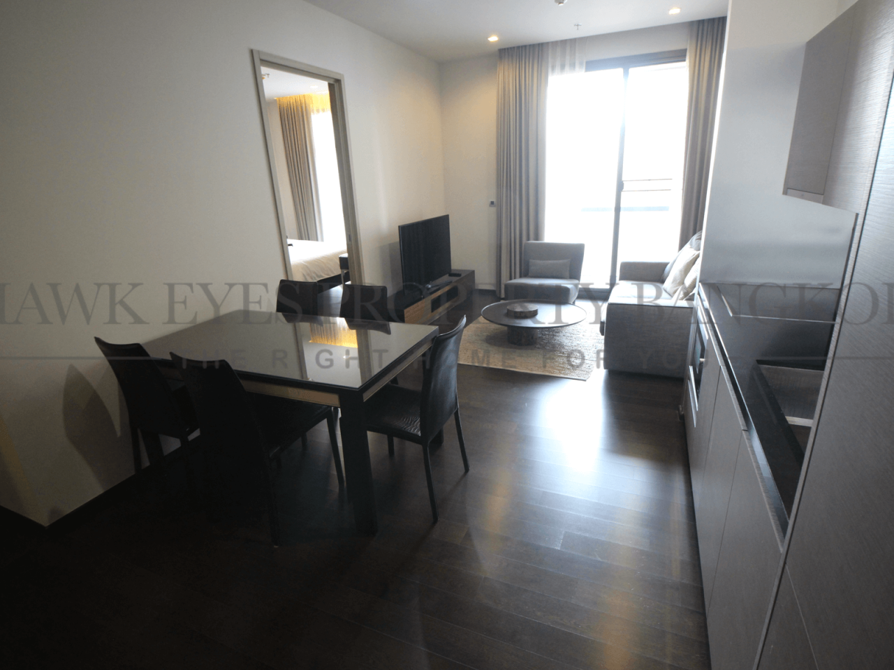 Hawk Eyes Property Bangkok Co.,Ltd. Agency's 2 bedrooms 2 bathrooms in Prompong, The XXXIX for rent 2