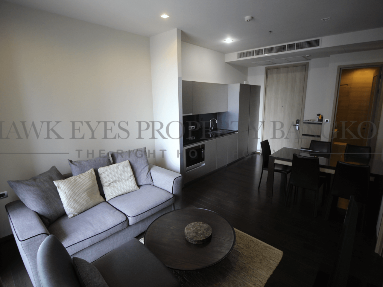 Hawk Eyes Property Bangkok Co.,Ltd. Agency's 2 bedrooms 2 bathrooms in Prompong, The XXXIX for rent 3