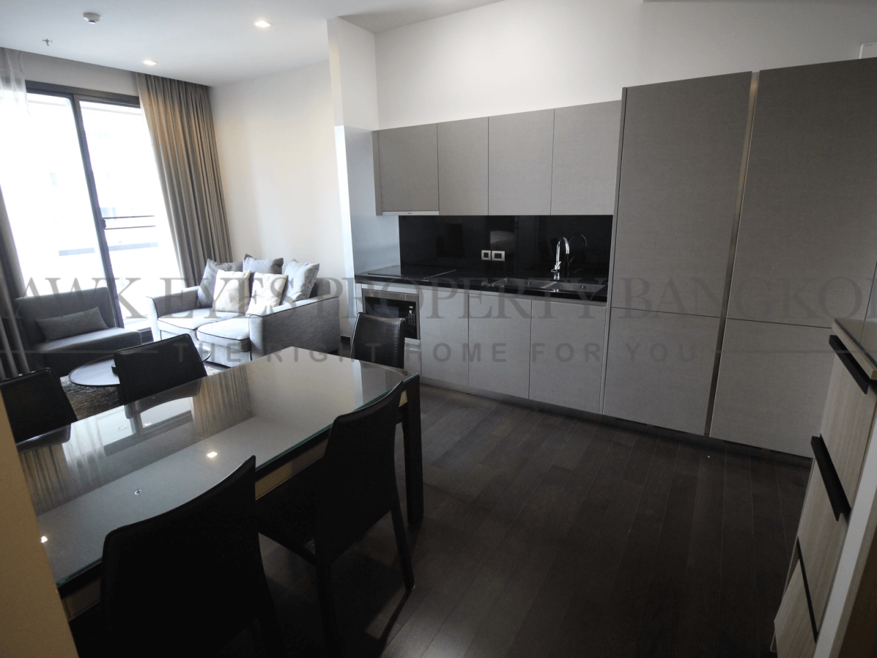 Hawk Eyes Property Bangkok Co.,Ltd. Agency's 2 bedrooms 2 bathrooms in Prompong, The XXXIX for rent 4