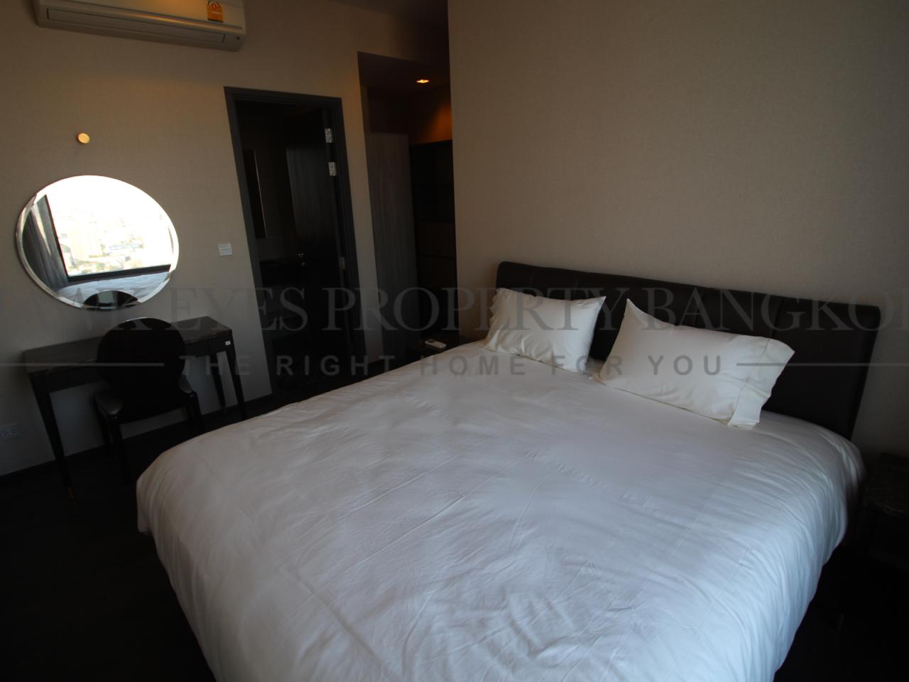 Hawk Eyes Property Bangkok Co.,Ltd. Agency's 2 bedrooms 2 bathrooms for rent in Asoke, Edge Sukhumvit 23 11