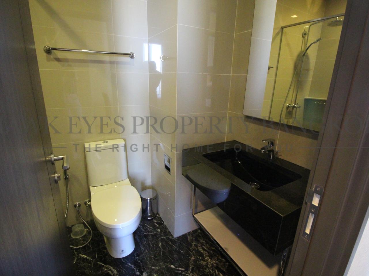 Hawk Eyes Property Bangkok Co.,Ltd. Agency's 2 bedrooms 2 bathrooms for rent in Asoke, Edge Sukhumvit 23 17