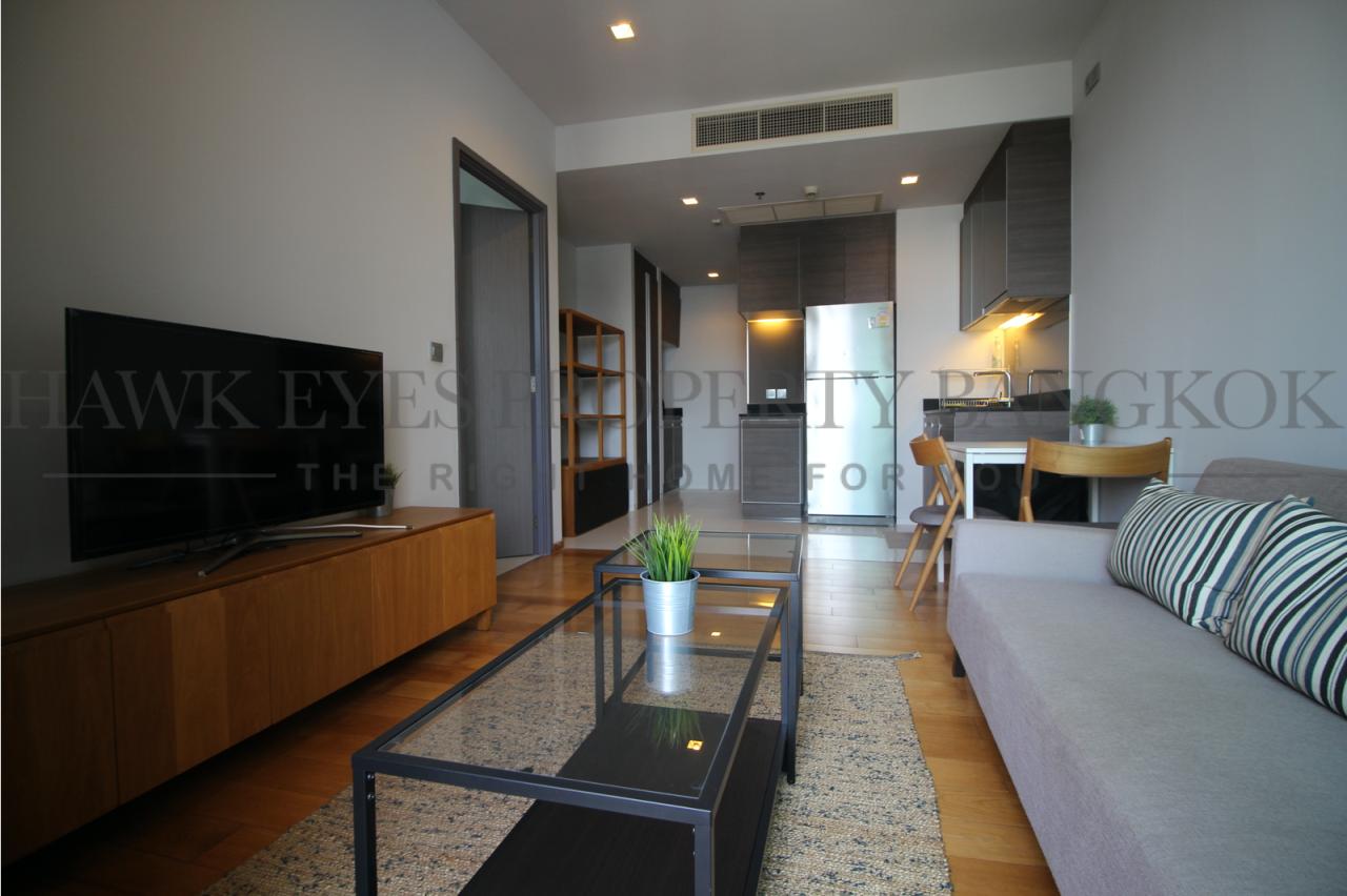 Hawk Eyes Property Bangkok Co.,Ltd. Agency's 1 bedroom 1 bathroom for sale/rent at Keyne by sansiri, close by BTS ThongLo 4