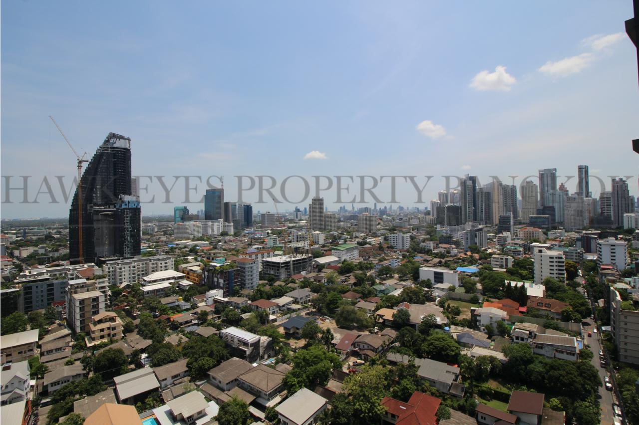 Hawk Eyes Property Bangkok Co.,Ltd. Agency's 1 bedroom 1 bathroom for sale/rent at Keyne by sansiri, close by BTS ThongLo 8