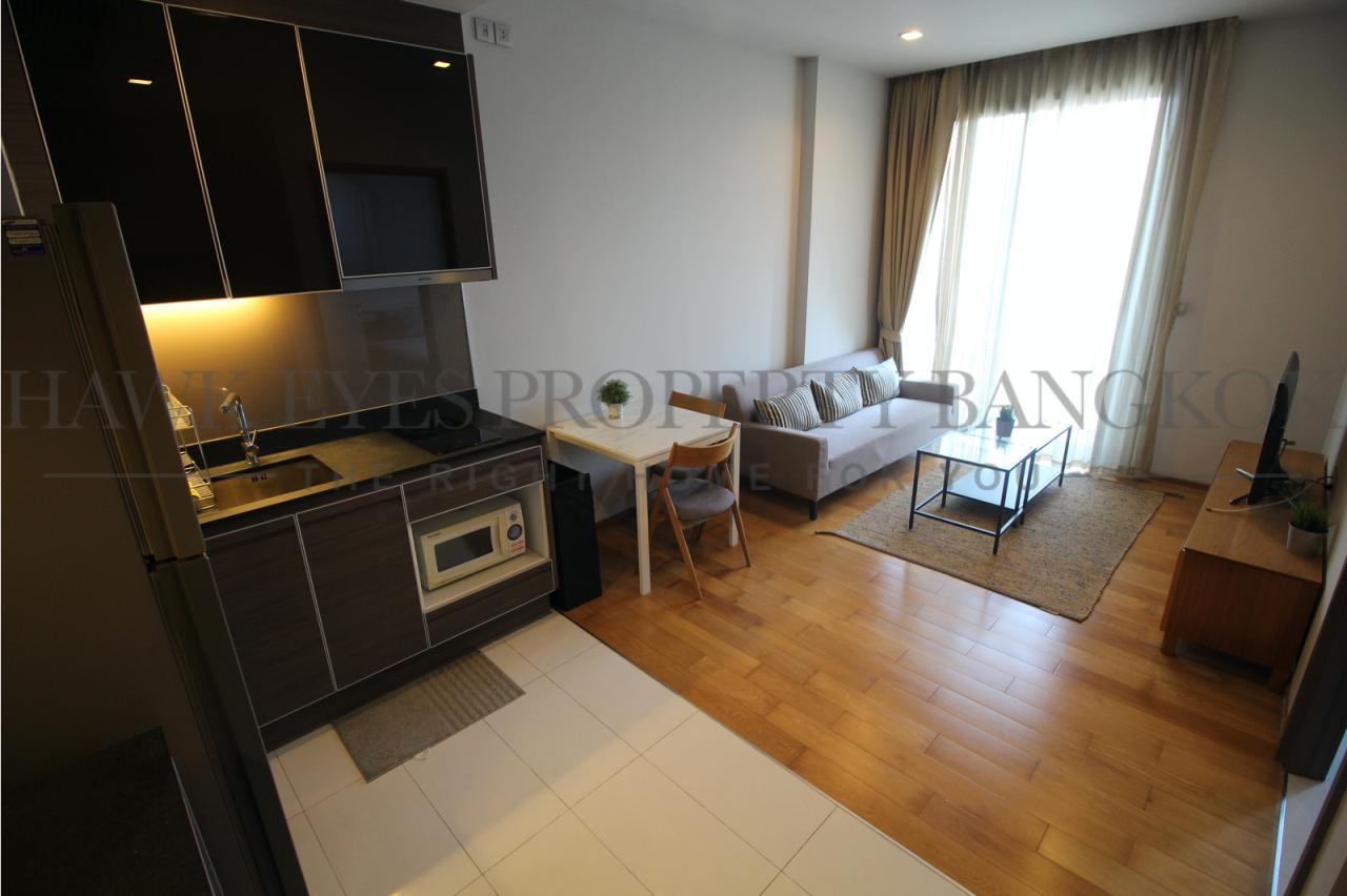 Hawk Eyes Property Bangkok Co.,Ltd. Agency's 1 bedroom 1 bathroom for sale/rent at Keyne by sansiri, close by BTS ThongLo 1