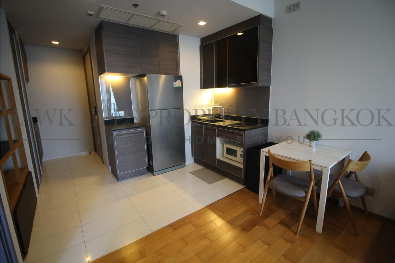 Hawk Eyes Property Bangkok Co.,Ltd. Agency's 1 bedroom 1 bathroom for sale/rent at Keyne by sansiri, close by BTS ThongLo 2
