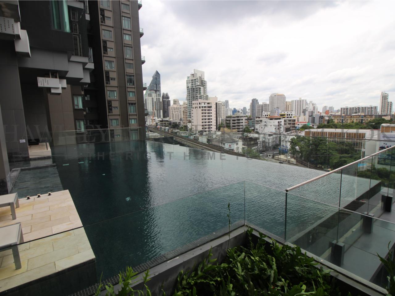 Hawk Eyes Property Bangkok Co.,Ltd. Agency's 1 bedroom 1 bathroom for sale/rent at Keyne by sansiri, close by BTS ThongLo 17