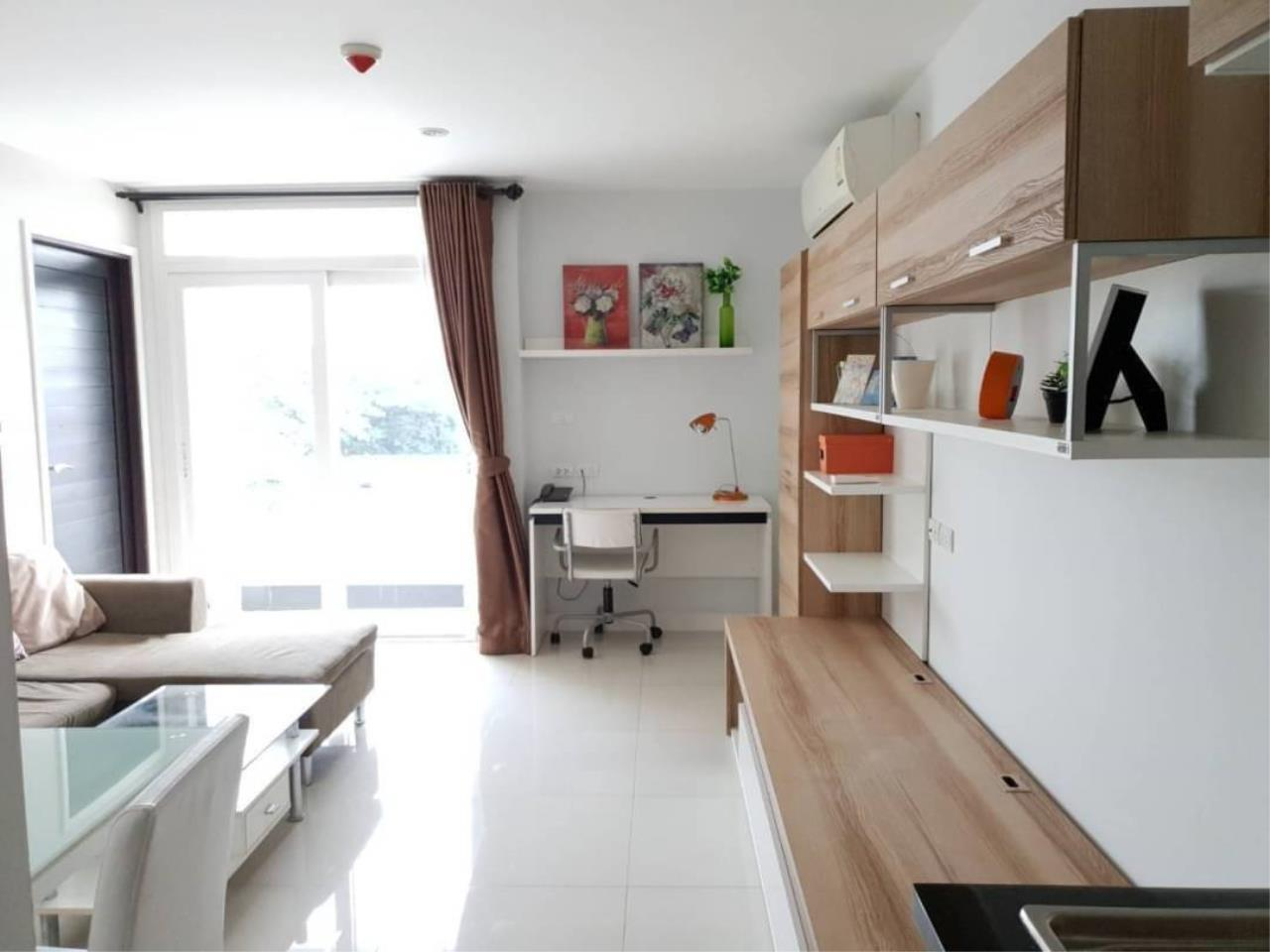 yum.66property@gmail.com Agency's Condo for rent 1 bedroom fully furnished Located on the 7th floor, punna 5, Huay Kaew,  1