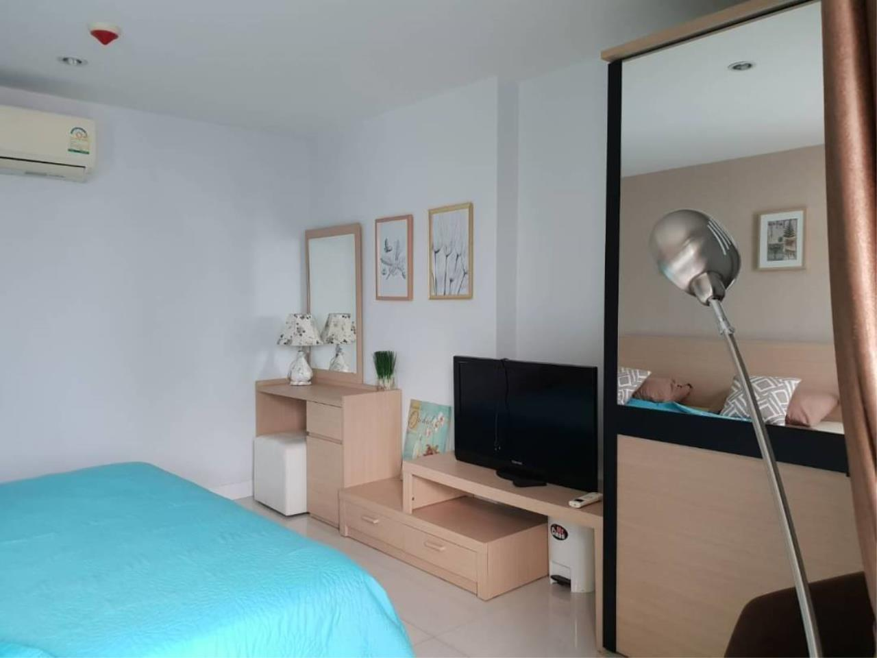 yum.66property@gmail.com Agency's Condo for rent 1 bedroom fully furnished Located on the 7th floor, punna 5, Huay Kaew,  5