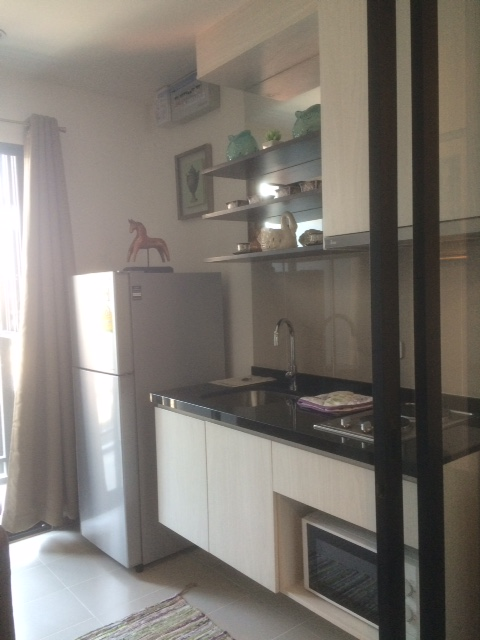 RE/MAX All Star Realty Agency's Ful furnished one bedder for rent 13,800 Baht at On Nut BTS – Basepark East (Soi 77) 3