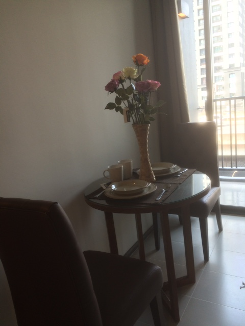 RE/MAX All Star Realty Agency's Ful furnished one bedder for rent 13,800 Baht at On Nut BTS – Basepark East (Soi 77) 7
