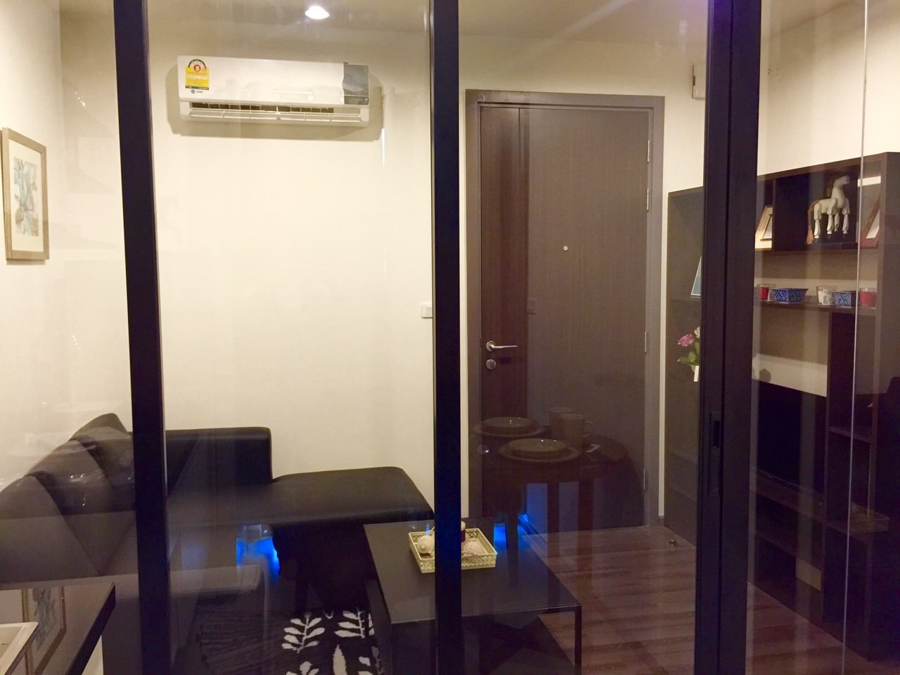RE/MAX All Star Realty Agency's Ful furnished one bedder for rent 13,800 Baht at On Nut BTS – Basepark East (Soi 77) 4