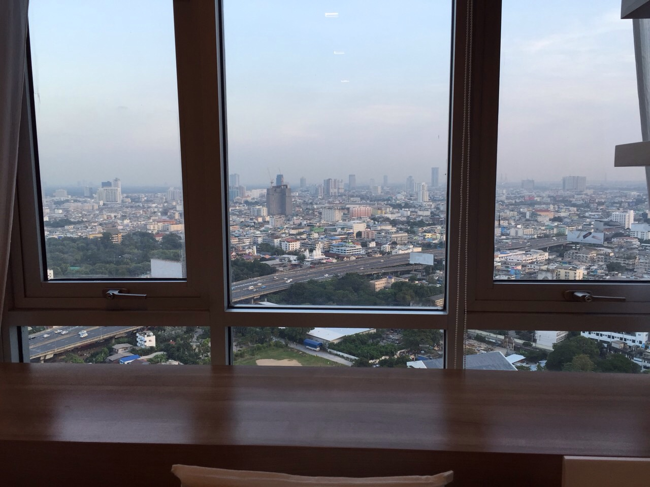 RE/MAX All Star Realty Agency's Breathtaking views new condo for rent 18,000 at Rhythm Sathorn 21 3