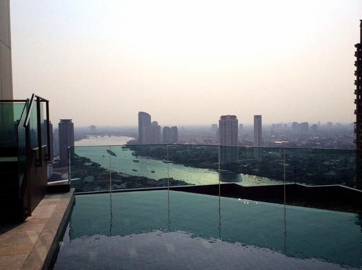 RE/MAX All Star Realty Agency's Breathtaking views new condo for rent 18,000 at Rhythm Sathorn 21 20