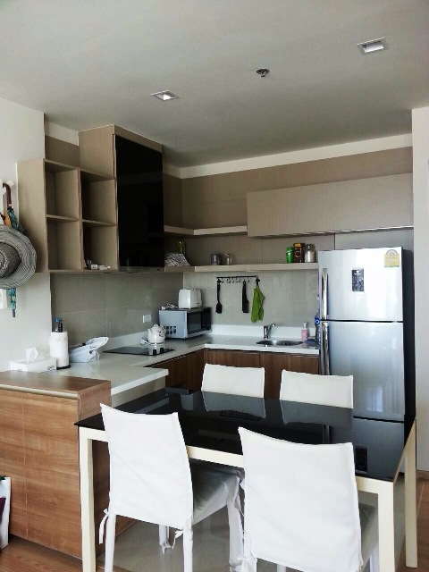 RE/MAX All Star Realty Agency's Breathtaking views new 2Br condo for rent 45,000 at Rhythm Sathorn 21 8