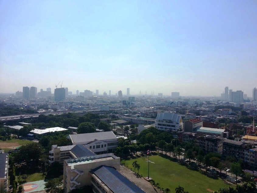 RE/MAX All Star Realty Agency's Breathtaking views new 2Br condo for rent 45,000 at Rhythm Sathorn 21 16