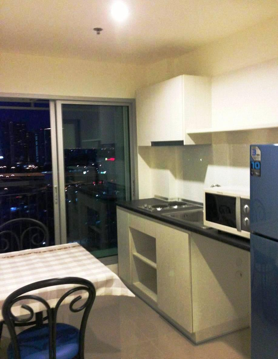 RE/MAX All Star Realty Agency's New condo for rent 16,000 baht at Aspire Sukhumvit Soi 48 (Phra Khanong) 3