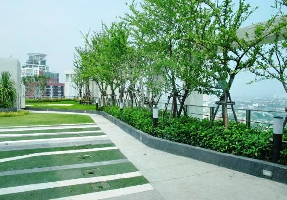 RE/MAX All Star Realty Agency's New condo for rent 16,000 baht at Aspire Sukhumvit Soi 48 (Phra Khanong) 1