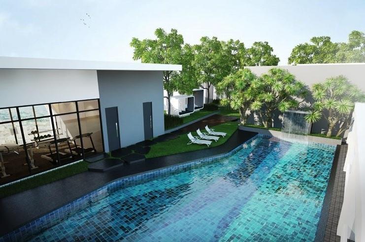 RE/MAX All Star Realty Agency's New condo for rent 16,000 baht at Aspire Sukhumvit Soi 48 (Phra Khanong) 10