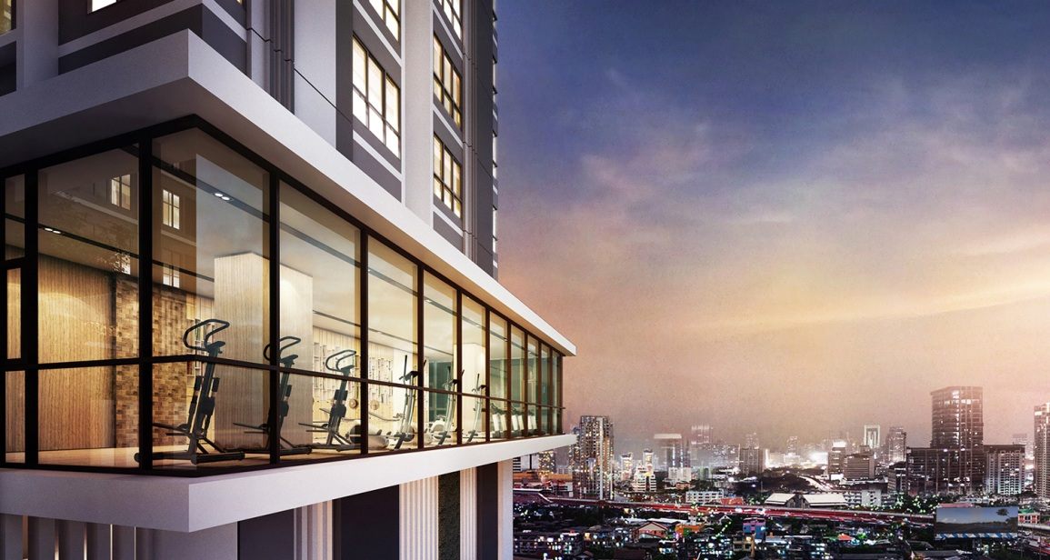 RE/MAX All Star Realty Agency's New condo for sale/rent 10,500 at Ideo Wutthakat (CBD fringe) 9