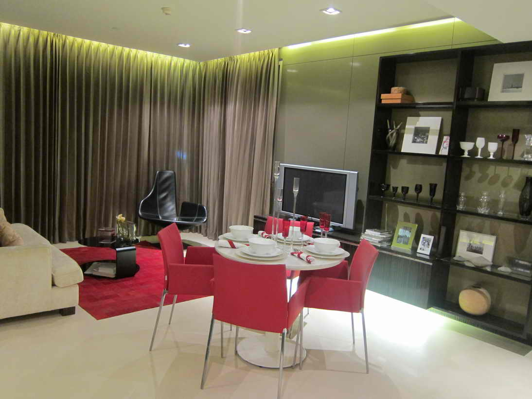 RE/MAX All Star Realty Agency's Lavish 2Br Condo for sale at Manhattan Chidlom 5